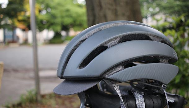 GIROのヘルメットAspectのレビュー記事のアイキャッチ