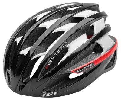 ルイガノのヘルメット「COURSE」ブラック
