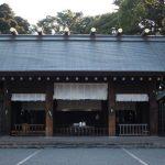 伊勢山皇大神宮へ自転車ポタリング!関東のお伊勢さまと呼ばれる厳かな空気が漂う神社