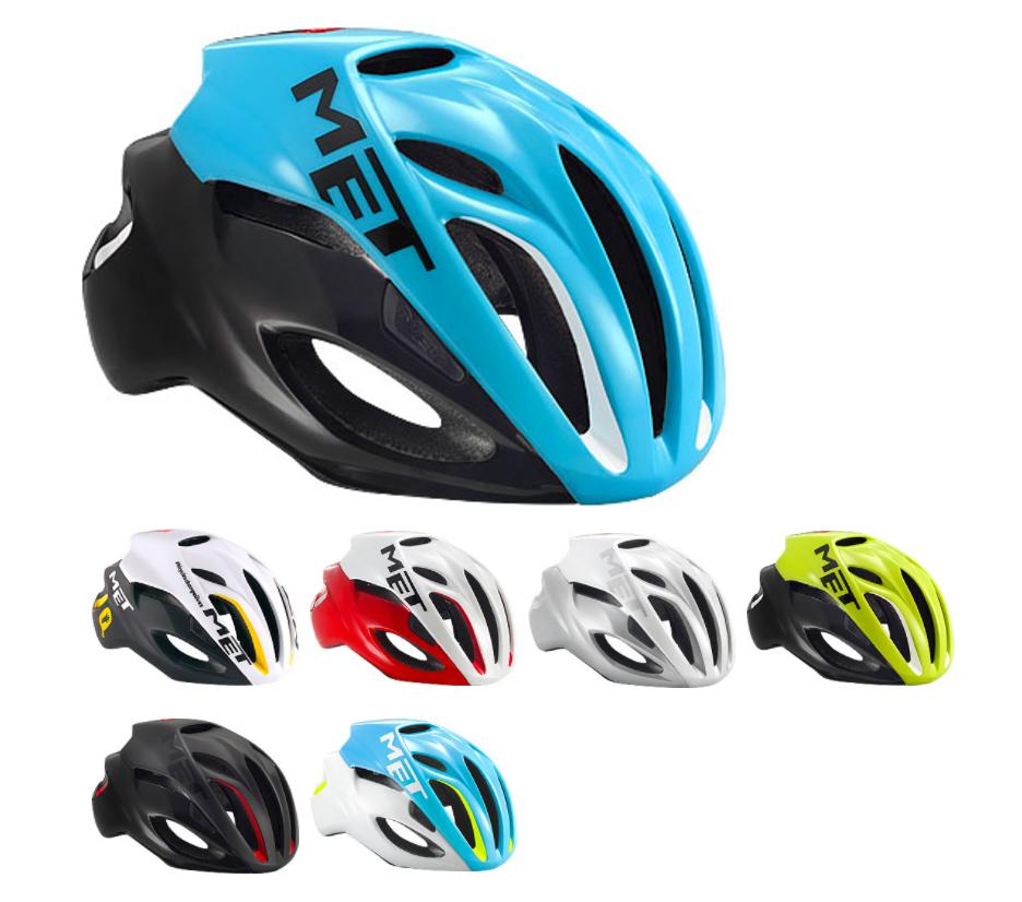 METのヘルメット「リヴァーレHES」