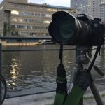 Amazon限定Fotopro三脚のレビュー記事のアイキャッチ