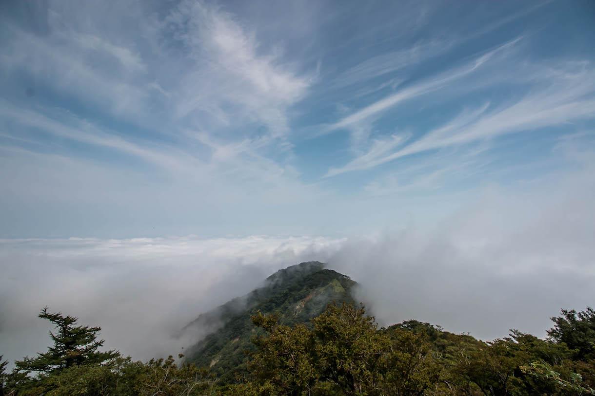 御岳山の頂上