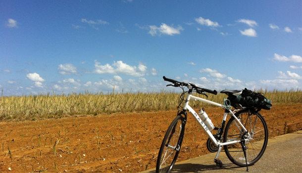 自転車旅サイト紹介記事のアイキャッチ