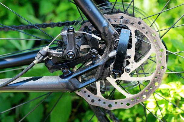 ロードバイクのギア