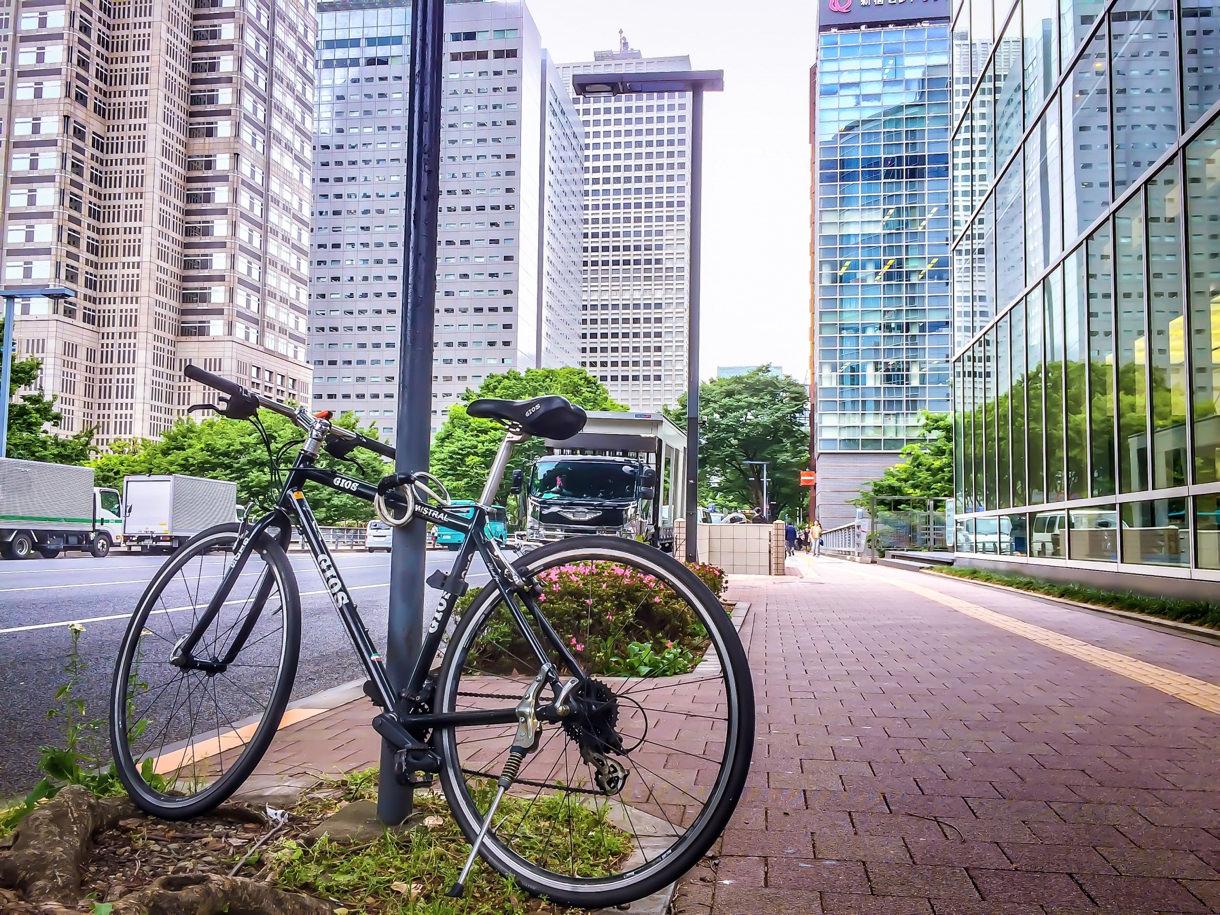 通勤にはクロスバイクやロードバイクがおすすめ