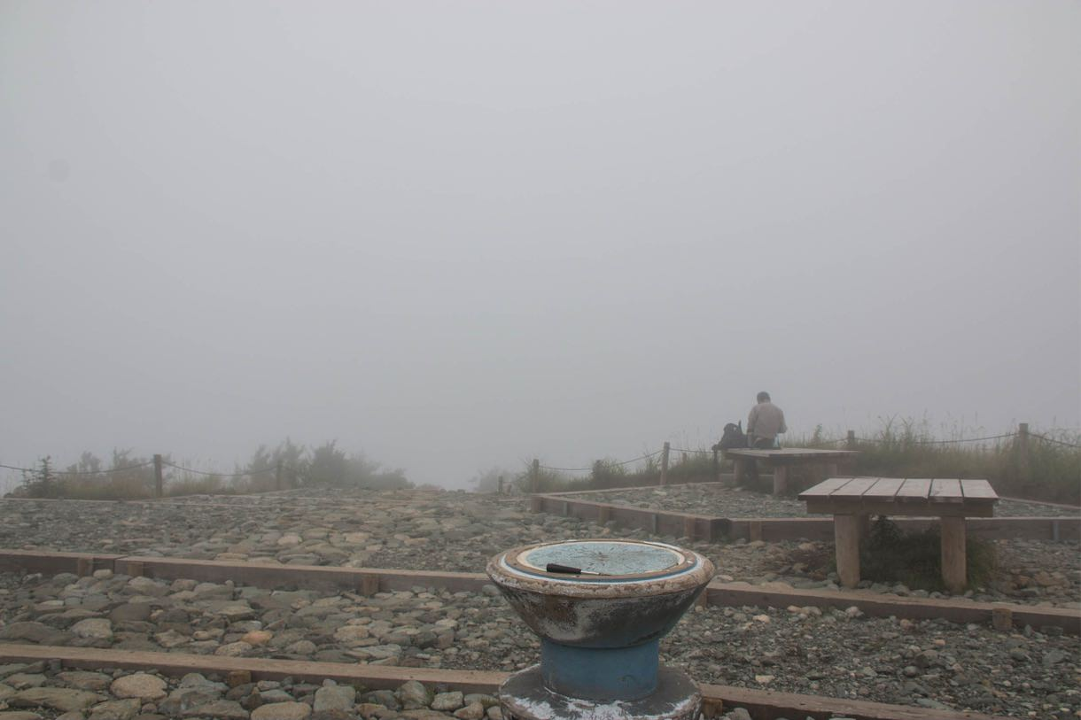 烏尾山の見晴らし