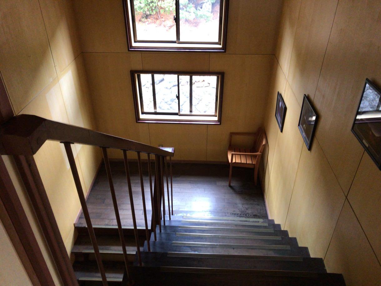 白雲荘の2階