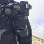 Peak Design「キャプチャープロカメラクリップ」のレビュー! 登山中にカメラを快適に携行できた