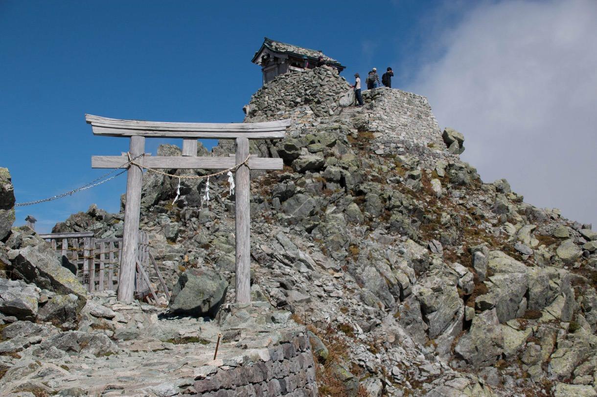 そして雄山神社へ