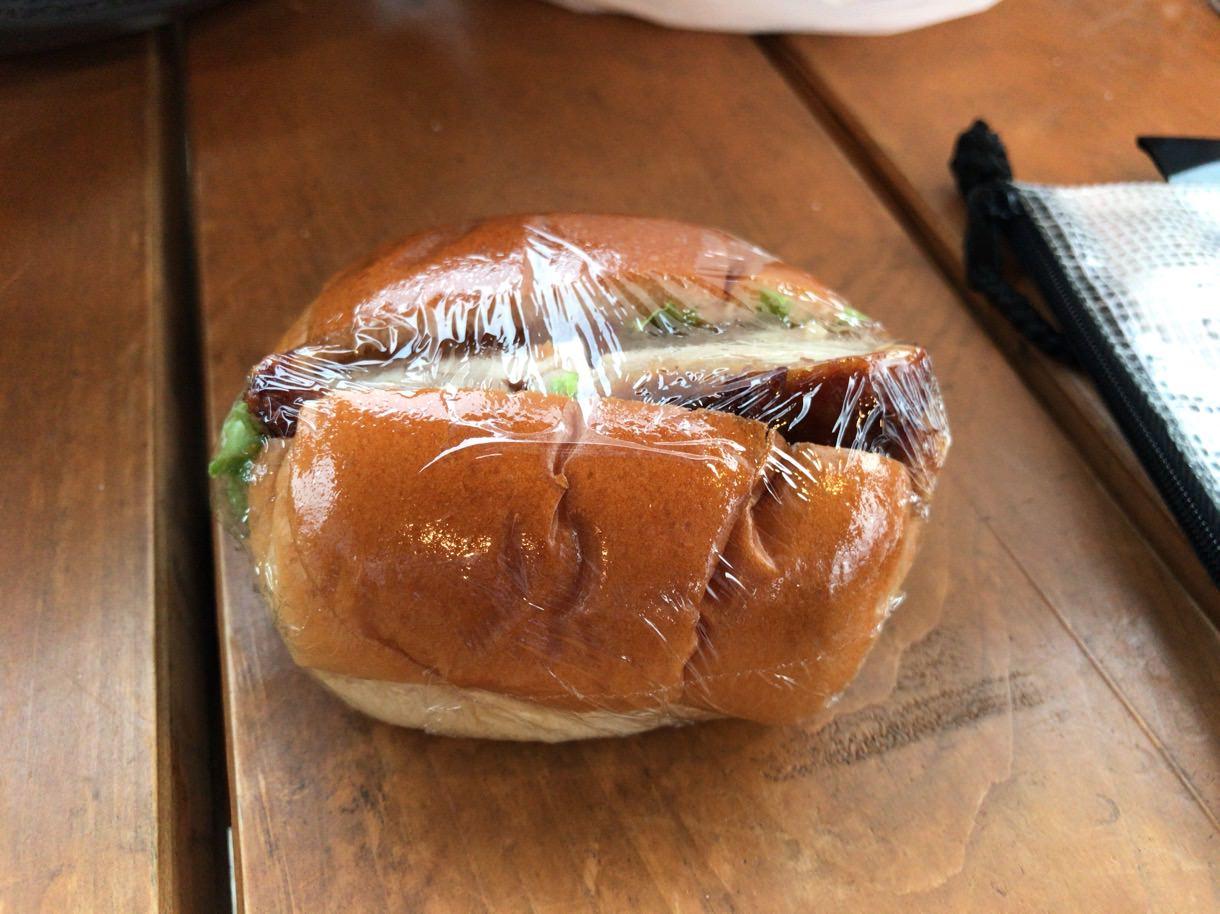 オギノパンの照り焼きパン