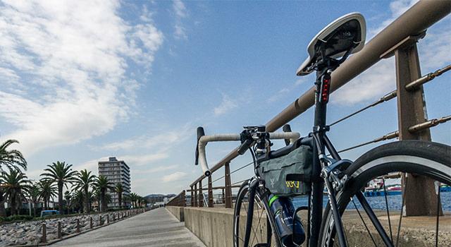 ロードバイク三浦半島一周ライド記事のアイキャッチ