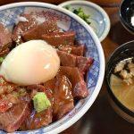 いまきん食堂のあか牛丼記事のアイキャッチ