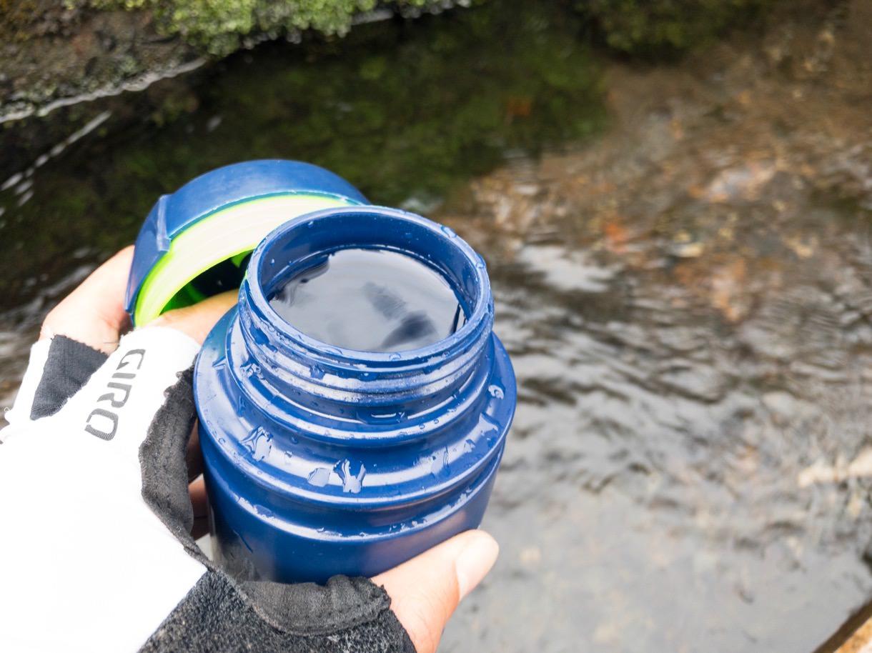 南阿蘇の湧水
