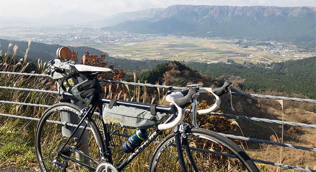 阿蘇ロードバイク旅最終日のアイキャッチ