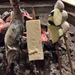 囲炉裏で食べる田楽がうまい阿蘇「高森田楽の里」! 日本家屋っぽいお店の雰囲気もバツグン