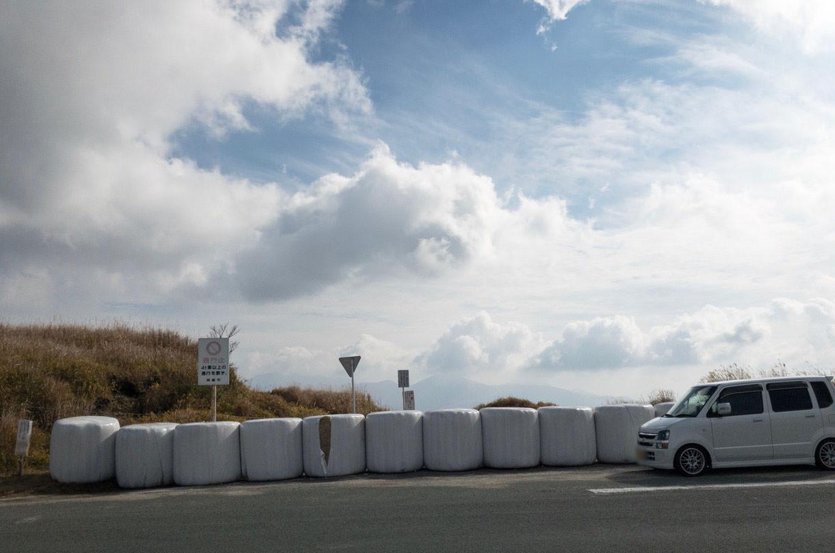熊本地震後ラピュタの道は全面通行禁止に