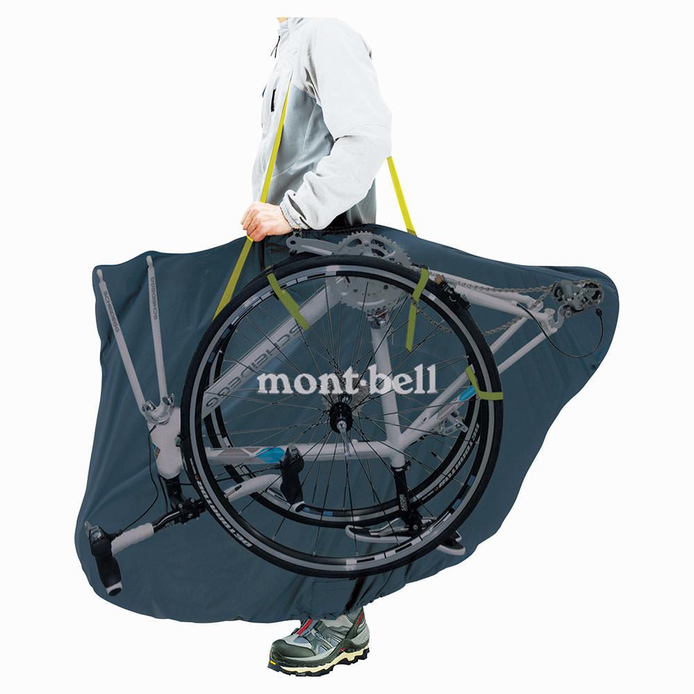 モンベルのコンパクトリンコウバッグの公式画像