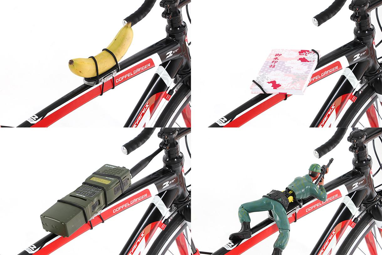 ドッペルギャンガーのマルチユースサイクルマウントの意外な活用法