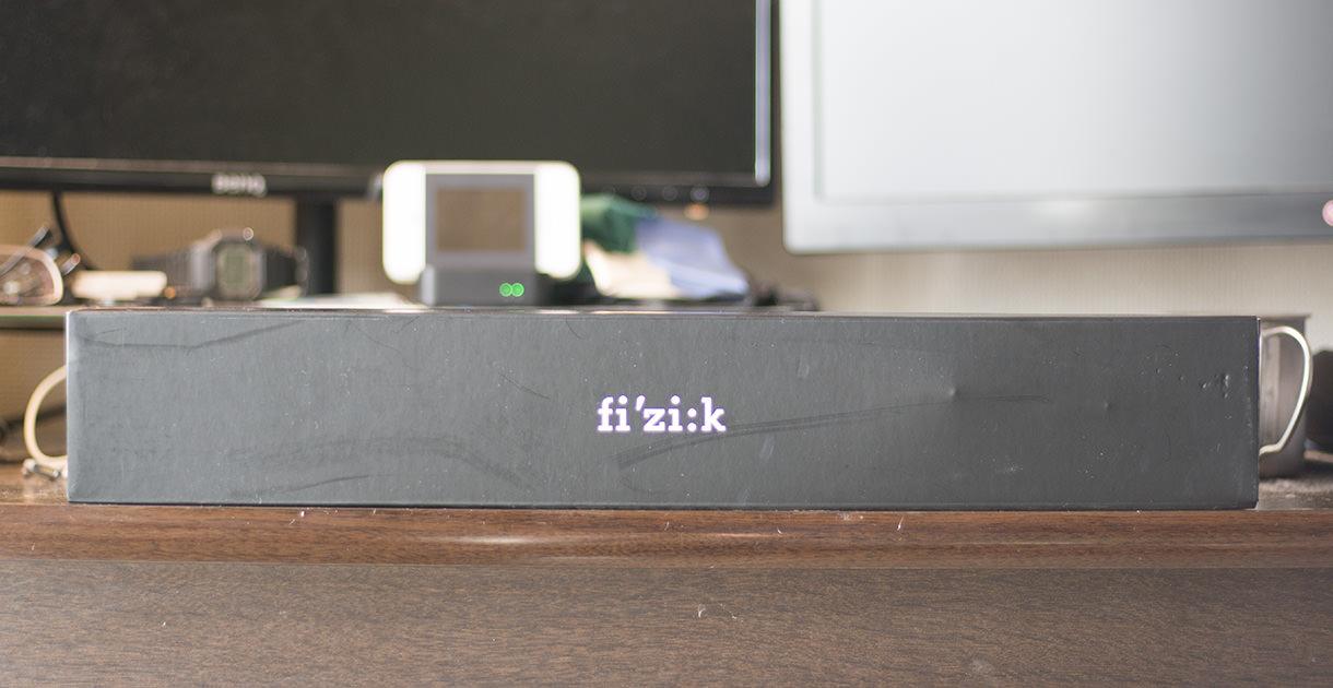 フィジークの箱