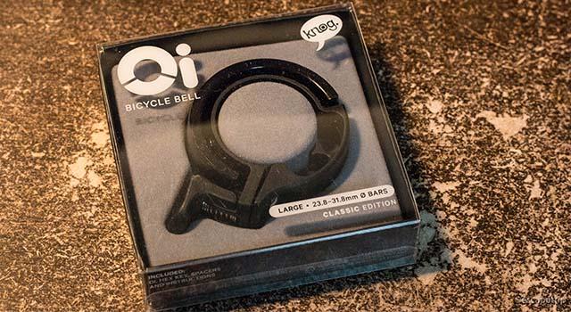 自転車用ベル「Oi」のレビュー記事