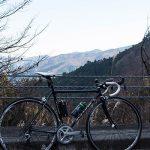 都民の森とロードバイク