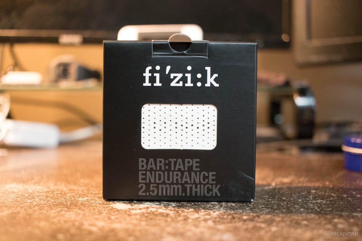 フィジークのバーテープ「ENDURANCE」