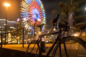 横浜みなとみらい夜景撮影の記事のアイキャッチ