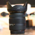 シグマレンズ「17-50mm F2.8 EX DC OS HSM」レビュー! お値段的にもちょうどいい標準ズームレンズじゃないかな!?