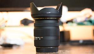 シグマ 17-50mm F2.8 EX DC OS HSMレビュー記事