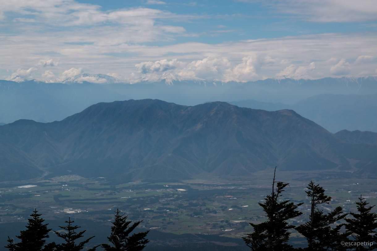 富士スバルラインからの絶景