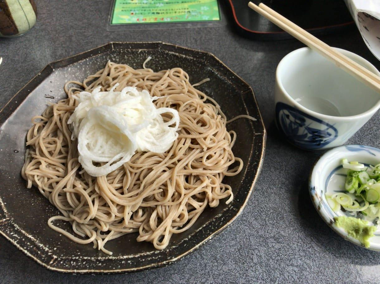 長野県の蕎麦