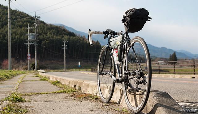 諏訪湖から白馬への信州ライド記事のアイキャッチ