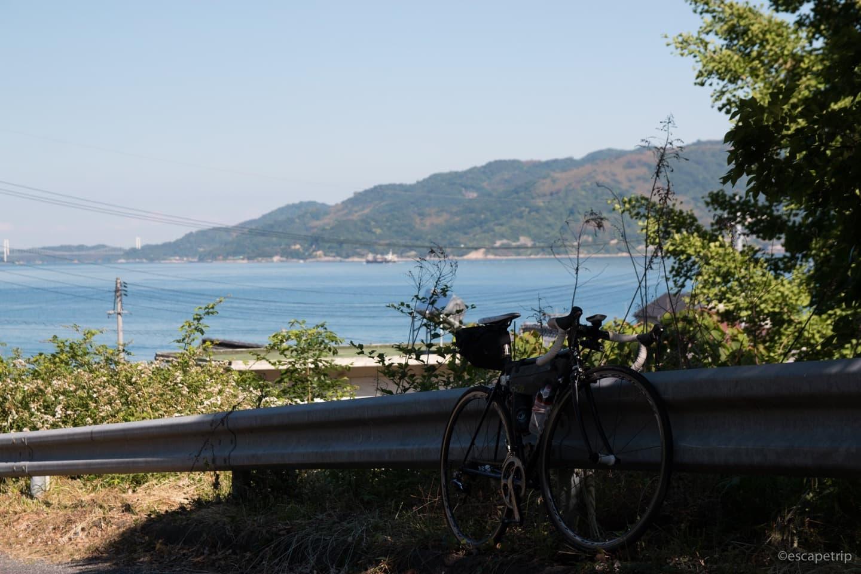 穏やかなしまなみ海道