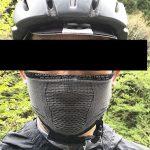 口の中に虫が入るのを防ぎたい!虫よけに使えそうな「スポーツ用フェイスマスク」を買ってみた