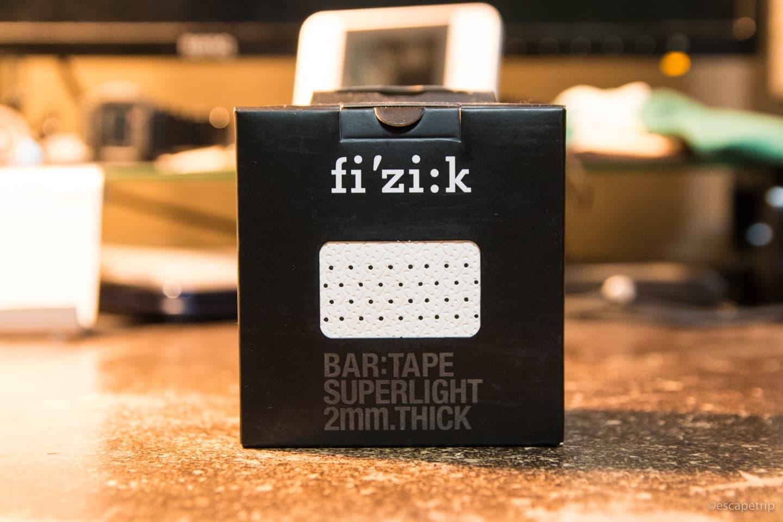 フィジーク製バーテープのスーパーライト