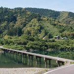 【フォトギャラリー】四万十川と沈下橋:自転車旅