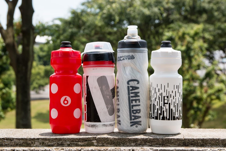 TwinSixのボトルのサイズ感