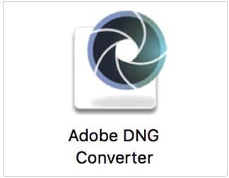 Adobe DNG Converterのアイコン