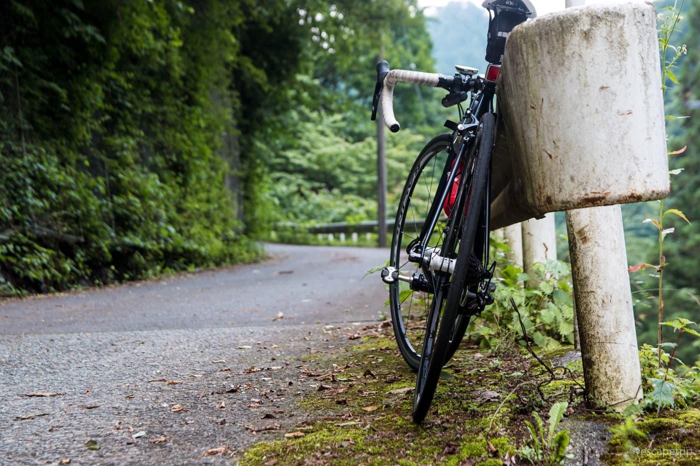 坂とロードバイク