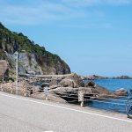 能登半島ロードバイク旅記事2日目のアイキャッチ