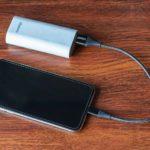 軽量小型なモバイルバッテリー記事のアイキャッチ