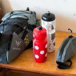 「真夏の1泊2日ロードバイク旅」の持ち物、装備など備忘録的まとめ