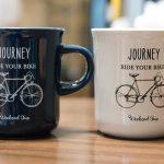 ニトリの「自転車グッズ」が話題。クロモリ柄のかわいいマグカップを買ってみました