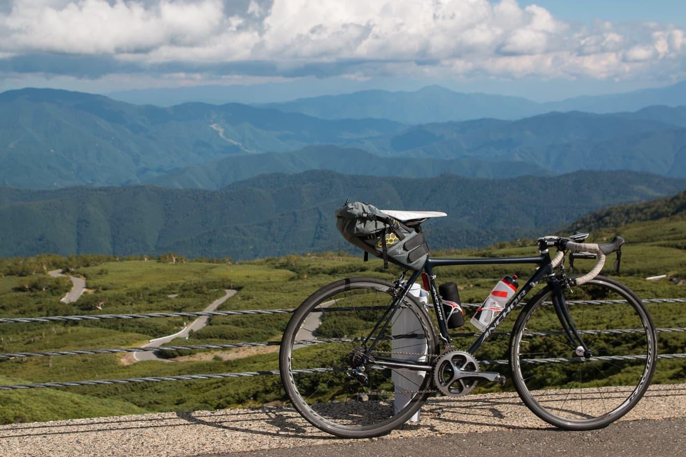 乗鞍岳とRNC7