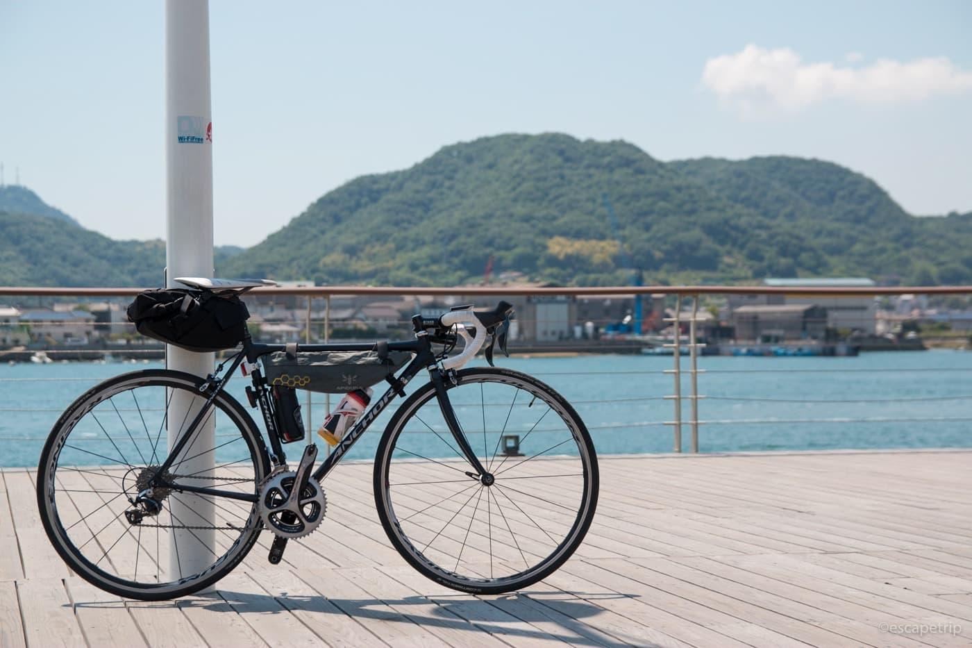瀬戸内海とRNC7