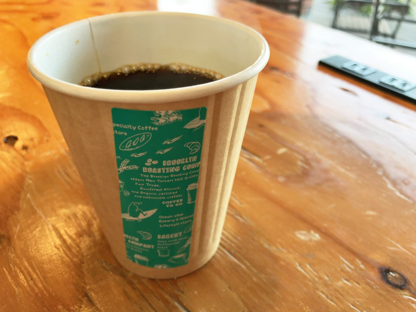Swellのドリップコーヒー