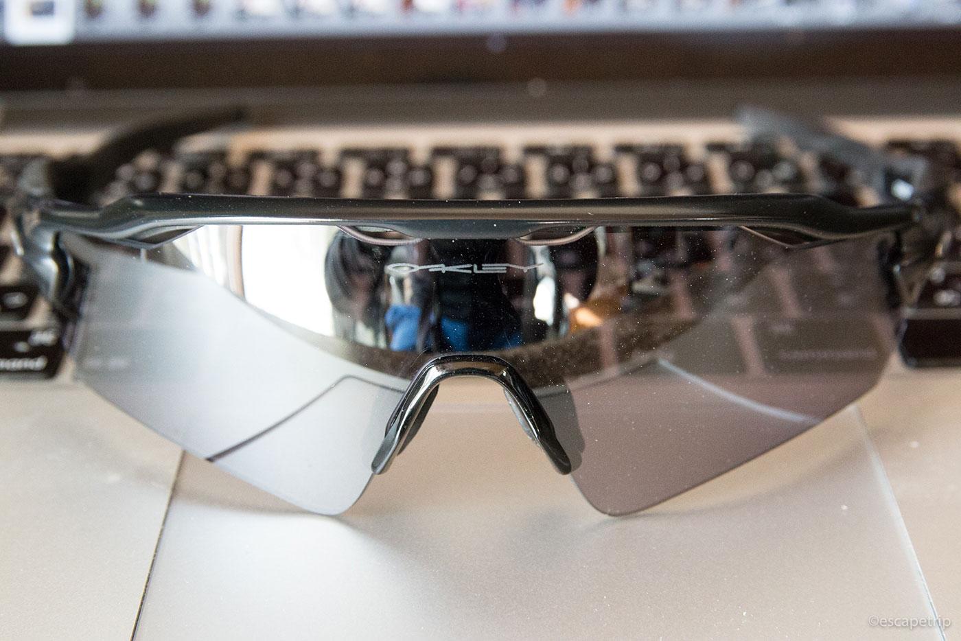 調光レンズのミラー加工について
