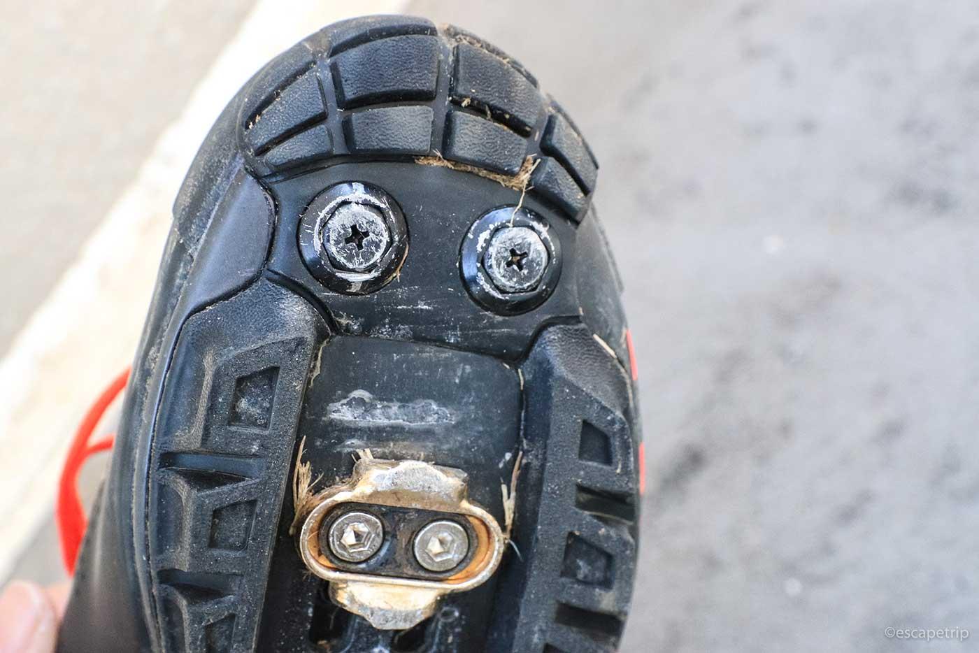 Empire VR90の靴の裏