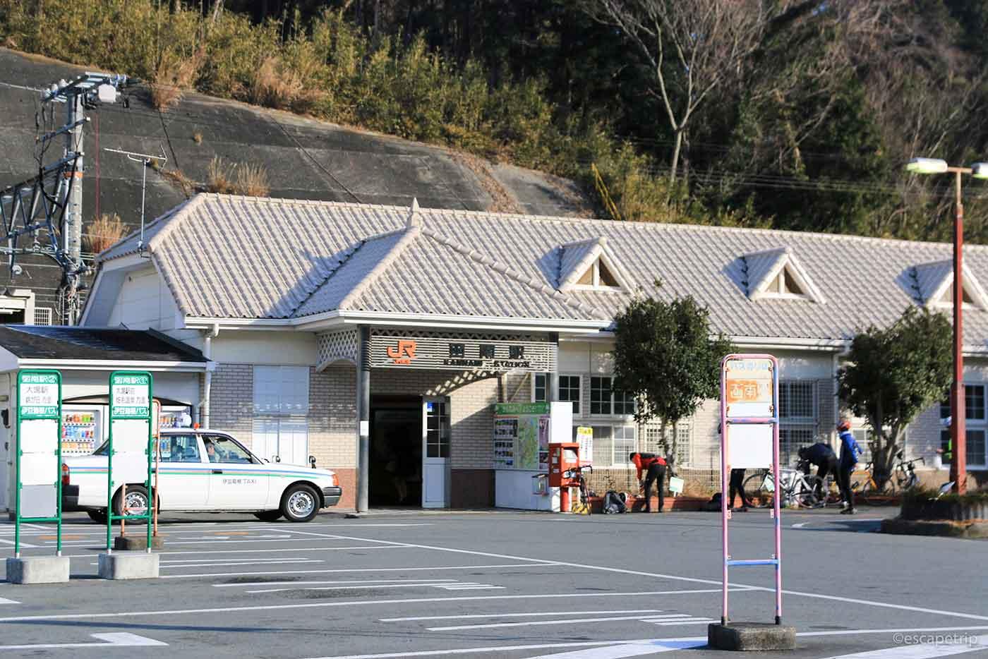 静岡の函南駅