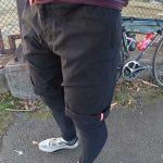 ラファの短パン「Randonnee Shorts」レビュー。ストレッチ素材と通気性があるオシャレ短パン